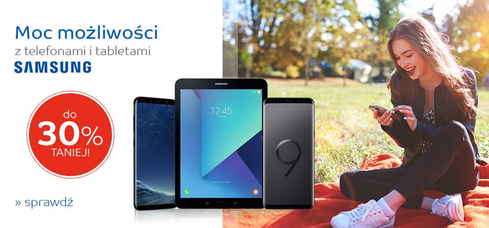 EMag: do 30% zniżki na telefony i tablety marki Samsung