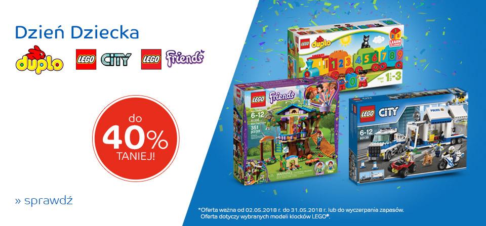 Emag Do 40 Zniżki Na Klocki Lego Duplo City I Friends Z Okazji
