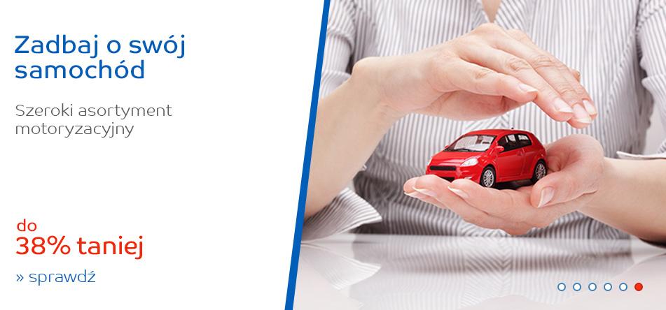 EMag: do 38% zniżki na części i asortyment do samochodu