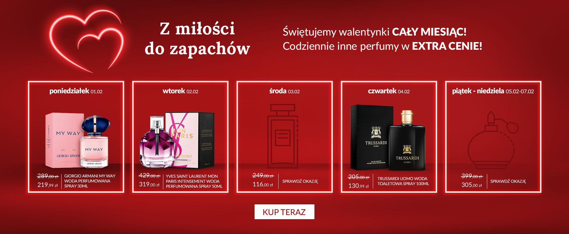 Ezebra: codziennie inne perfumy w niższej cenie