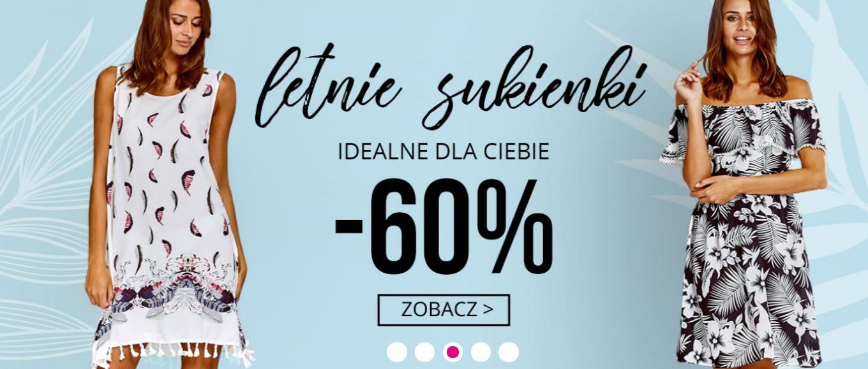Butik: 60% zniżki na letnie sukienki