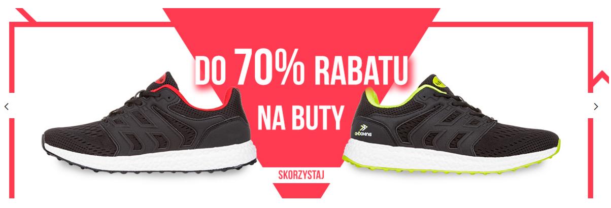 Edoti: do 70% zniżki na buty