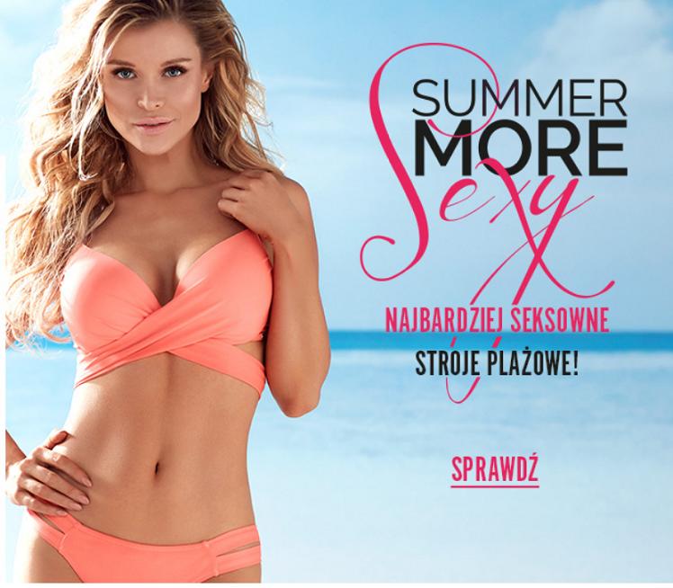 Esotiq: do 20% rabatu na najbardziej seksowne stroje plażowe                         title=