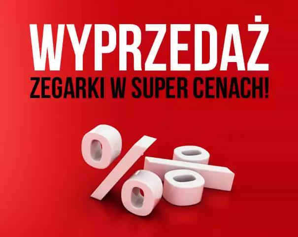 E-Zegarki: zegarki sportowe oraz klasyczne w super cenach                         title=