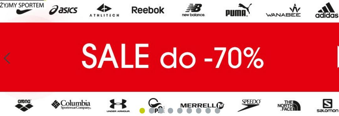 57db7941a9d63 Go Sport  wyprzedaż do 70% zniżki na odzież