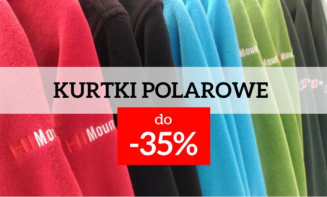 HiMountain: do 35% zniżki na kurtki polarowe                         title=