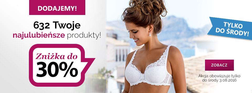 Astratex: do 30% rabatu na bieliznę
