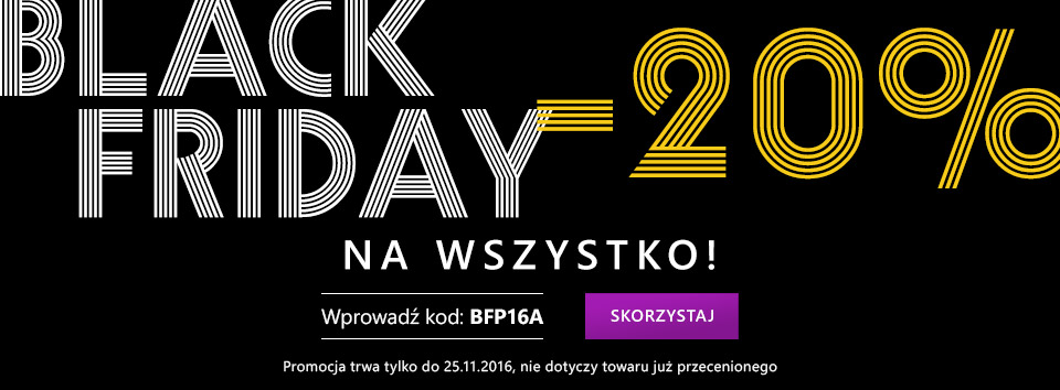 Black Friday Astratex: 20% rabatu na bieliznę