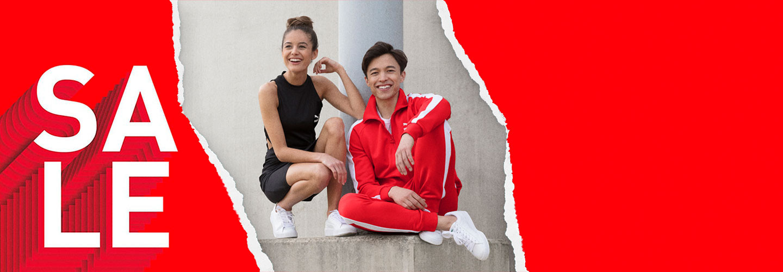 Puma: wyprzedaż do 50% rabatu na odzież, obuwie i akcesoria sportowe