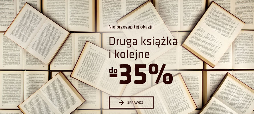 Matras: druga i kolejna książka do 35% taniej