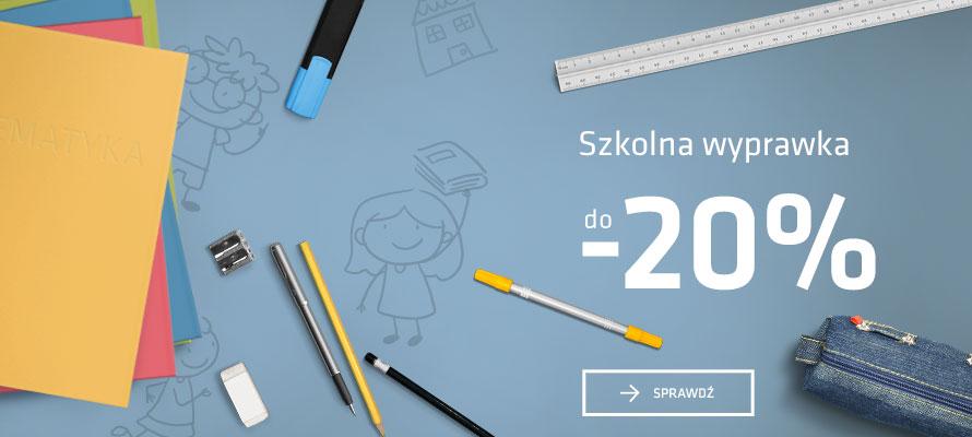 Matras: do 20% zniżki na szkolną wyprawkę