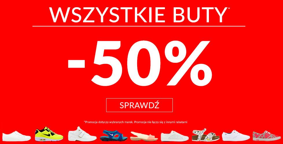 MIVO: 50% zniżki na obuwie