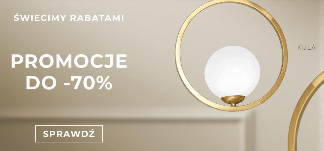 mlamp Mlamp: do 70% rabatu na lampy wewnętrzne, lampy zewnętrzne, oświetlenie