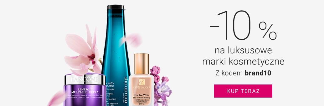 notino Notino: 10% rabatu na luksusowe marki kosmetyczne