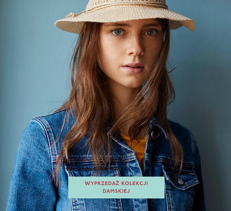 Pepe Jeans: do 50% zniżki na odzież z kolekcji damskiej