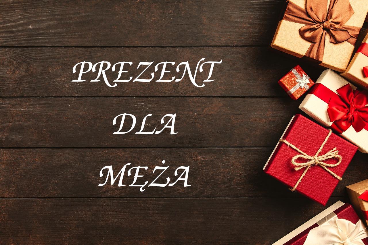 Pomysły na prezent dla męża na urodziny, imieniny, Dzień Mężczyzny, Święta, pod choinkę                         title=