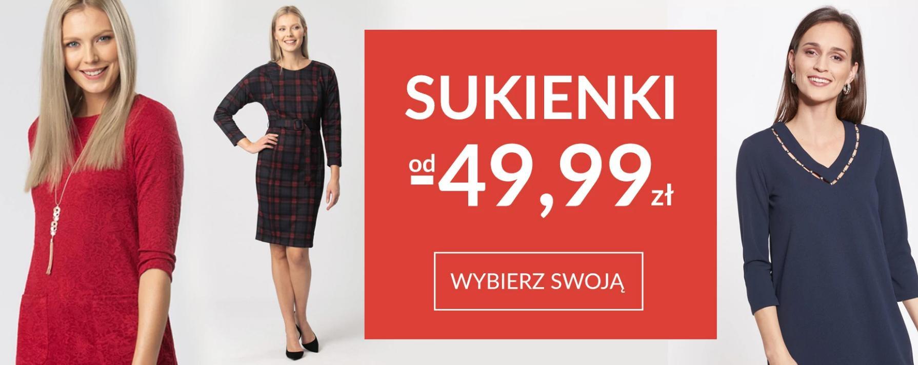 Quiosque Quiosque: sukienki od 49,99 zł