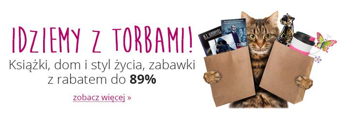 Ravelo: książki, dom i styl życia, zabawki z rabatami do 89%