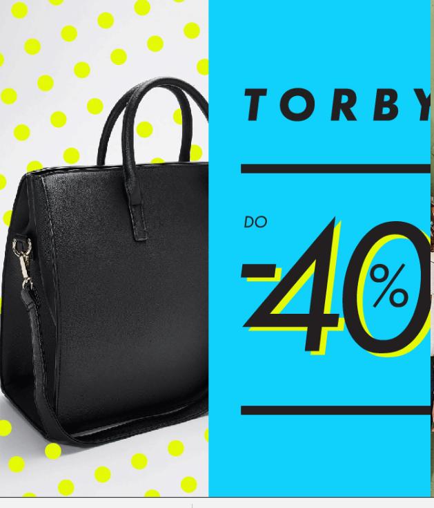 Sinsay: do 40% zniżki na torby i torebki                         title=