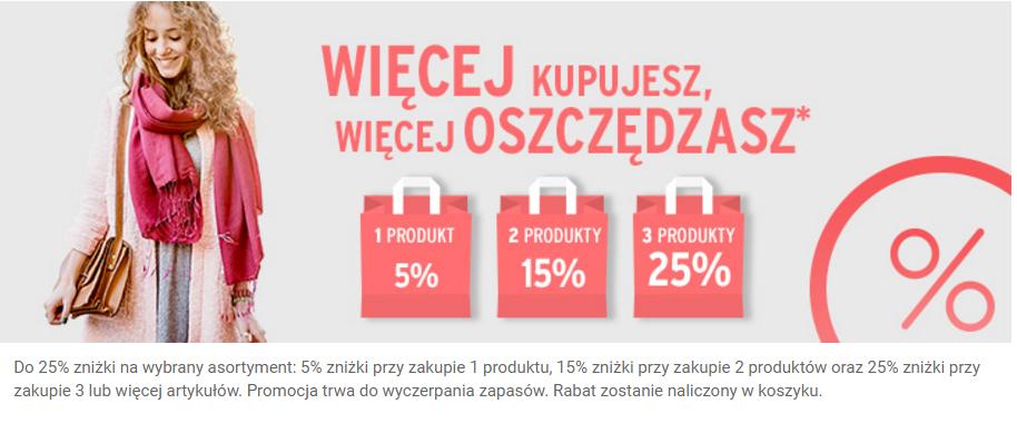 Tchibo: do 25% zniżki na odzież damską, męska, kombinezony, kurtki
