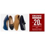 Wittchen: 20% zniżki na drugą i każdą następną parę butów