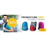 Sport-Shop.pl: do 43% rabatu na plecaki miejskie i szkolne