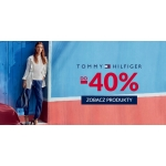 Mivo: do 40% zniżki na marke Tommy Hilfiger