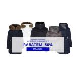 Pako Lorente: 50% rabatu na kurtki zimowe