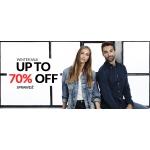 DStreet: wyprzedaż do 70% rabatu na odzież męską