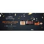 Ezebra: do 30% rabatu na wybrane kosmetyki marki Revolution