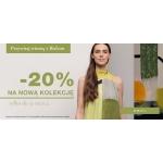 Bialcon: 20% zniżki na nową kolekcję damską