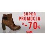 Venezia: super promocja do 70% rabatu na buty