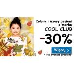 Smyk: 30% zniżki na produkty marki Cool Club