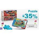 Smyk: do 35% rabatu na puzzle