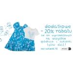 Endo: dodatkowe 20% rabatu na wszystkie spódnice i sukienki od cen wyprzedażowych