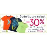 Endo: 30% rabatu na koszulki, przy zakupie 3 sztuk
