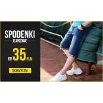 Ombre: spodenki jeansowe 35 zł