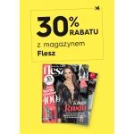 Top Secret: 30% rabatu z magazynem Flesz Gwiazdy & Styl