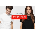 4F: t-shirty damskie, męskie i dziecięce w cenie 19,99 zł