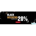 Black Friday 4F: 20% zniżki na odzież, obuwie oraz akcesoria sportowe