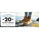 50Style: 20% rabatu na damskie, męskie, dziecięce buty zimowe
