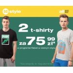 50Style: 2 t-shirty za 75,99 zł