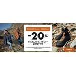 50Style: 20% rabatu na kurtki i buty zimowe