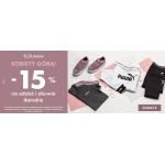 50Style: z okazji Dnia Kobiet 15% zniżki na odzież i obuwie damskie