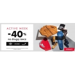50Style: Active Week 40% rabatu na drugą sportową rzecz