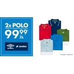 50Style: 2 koszulki polo za 99,99 zł