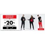 50Style: dodatkowe 20% rabatu na buty i ubrania sportowe marek Umbro i Feewear