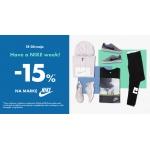 50Style: 15% zniżki na markę Nike