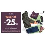 50Style: 25% zniżki na odzież i obuwie marki Feewear
