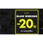 Black Weekend 50Style: 20% rabatu na buty i ubrania sportowe